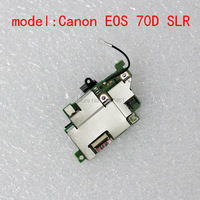New Original Shoulder DC Power Supply Board PCB Repair Parts For Canon EOS 70D DS126411 SLR