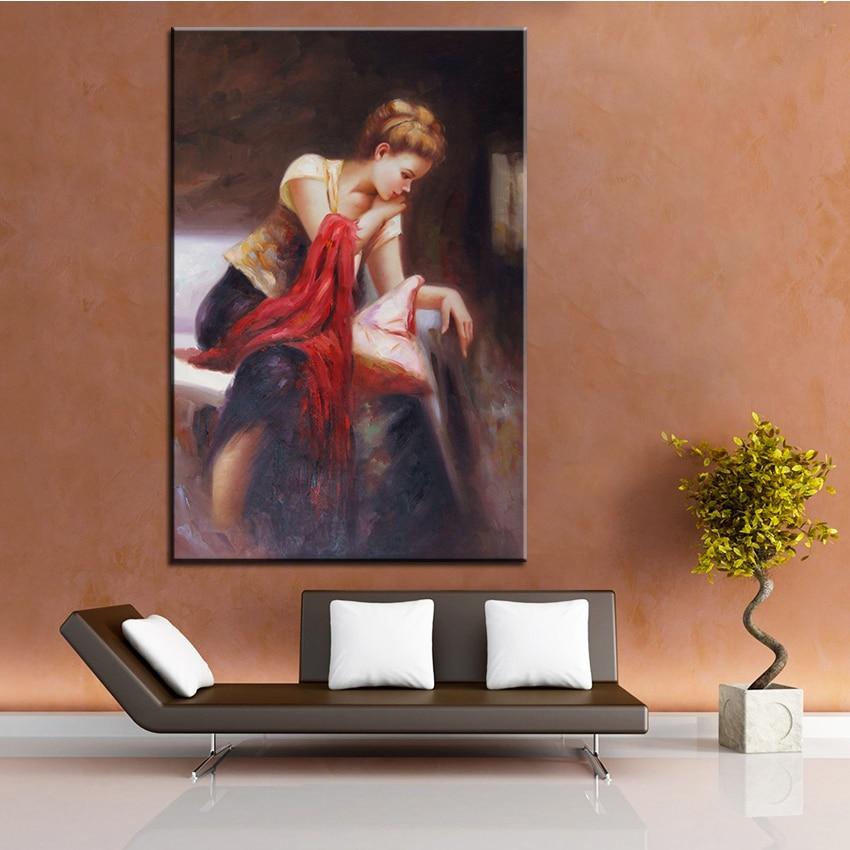 ✅Large sizes Wall Art Wall Decor Classic Portrait NO-235 Custom ...