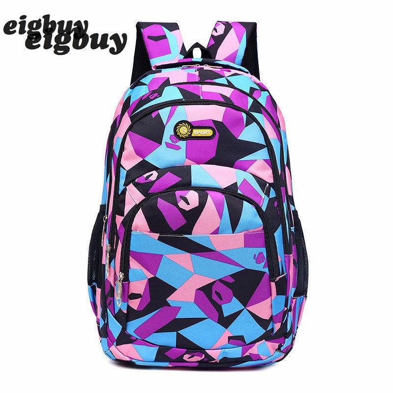 Children Backpacks Japanese School Bags For Teenagers Boys Girls Backpack Waterproof Satchel Kids Book Bag Mochila