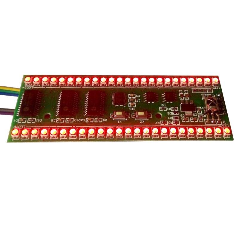 Aiyima 5PCS 5V RGB Tregues i nivelit të LED LED Bordi i - Audio dhe video në shtëpi - Foto 5