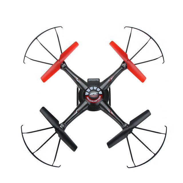 F16380 V686G de $ number ejes Gyro 2.4G 4CH 5.8G en tiempo Real de Imágenes de RC CF FPV Quadcopter Drone con Cámara 2.0MP Una Tecla de Retorno modo