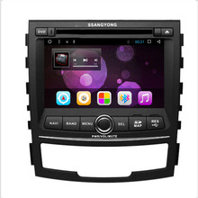 CHOGATH 2 din Quad core Android 6.0 auto dvd-player für SsangYong Korando 2010 2011 2012 2013 radio player mit gps WIFI 3G/4G