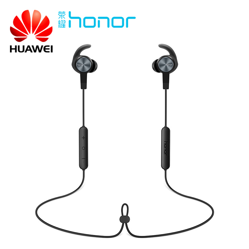 01c5a819251 Original Huawei Honor xSport Bluetooth Headset AM61 IPX5 Waterproof BT4.1  Music Mic Control Wireless Earphones for Android IOS-in Bluetooth Earphones  ...