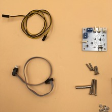 Mark2 dual print upgrade kit for Ultimaker 2, Extended+ 3d printer, dual extruder for water soluble support
