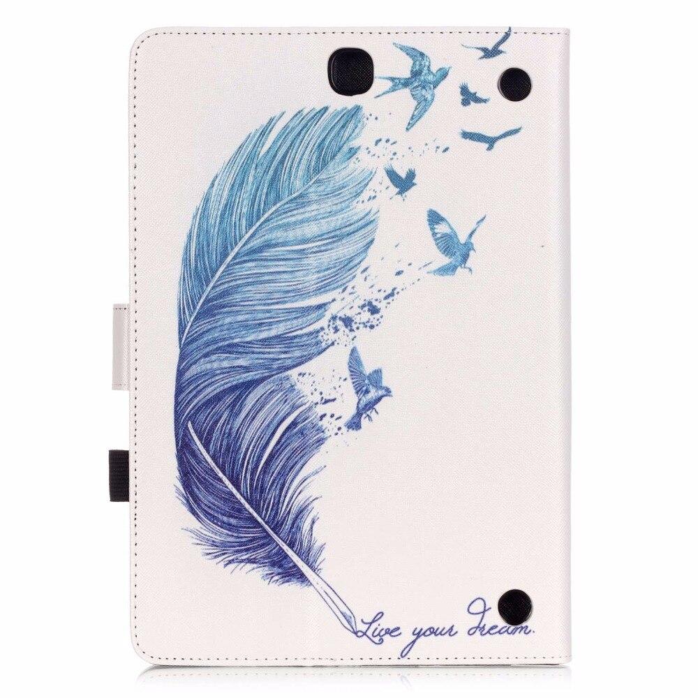 Hot Pada Print Case For Samsung Galaxy Tab A 9.7 SM-T550 SM-T555 SM-P550 P555 9.7