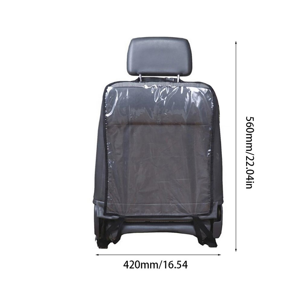 Quality Universal Car Baby Child Seat Protector Pad Chair Non-Slip Isofix Cover