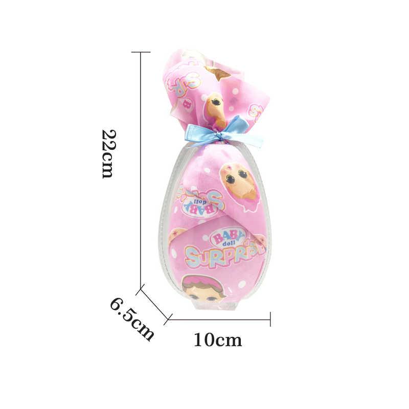 Bebê recém-nascido Bonito lol Candy Baby Dolls com mudança de cor fralda Bonecas Crianças Brinquedos Para Crianças brinquedos para meninas