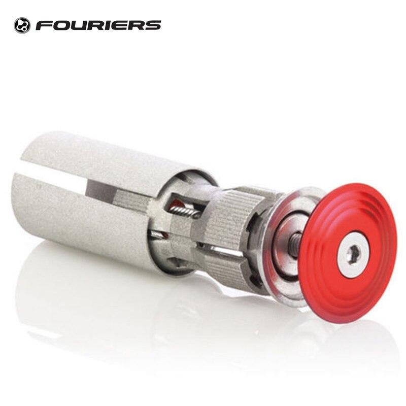 "FOURIERS Bike Headset Expander Plug Bicycle Stem Top Cap For GIANT OD2 Overdrive 2 Steerer 31.8mm 1 1/4\"" Carbon <font><b>Fork</b></font>"