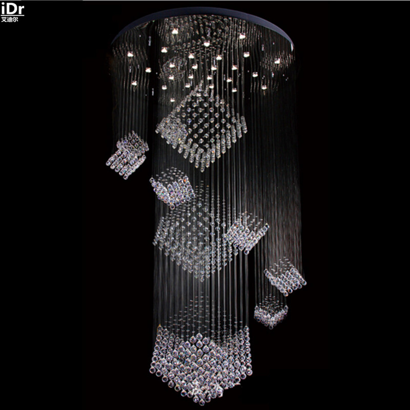 Crystal Chandelier Grades: Large Engineering High Quality Crystal Chandelier