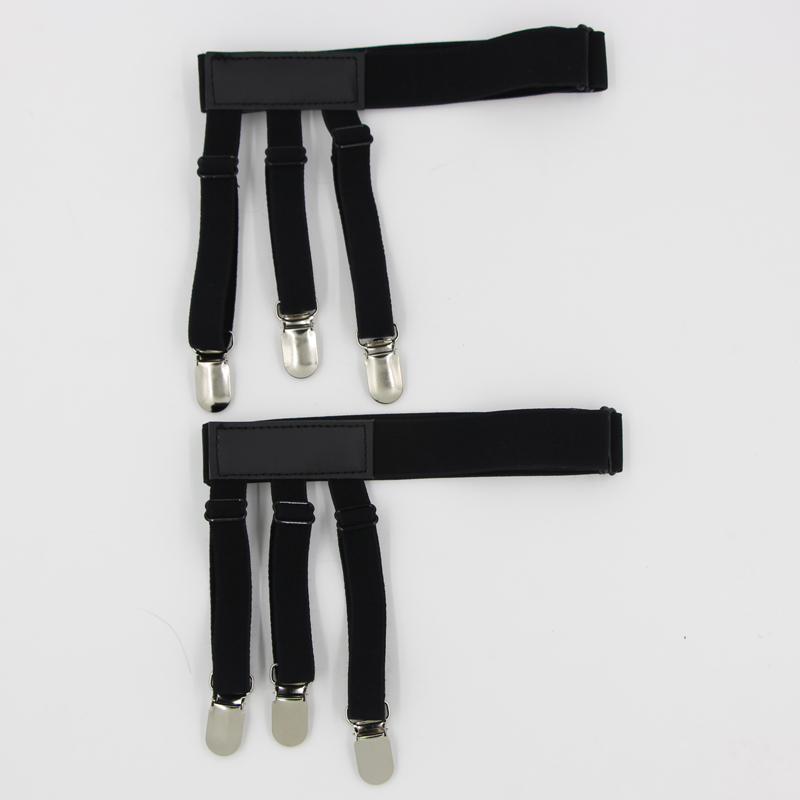 Aliexpress.com : Buy Mens Shirt Garters Stays Business Suspenders Braces Men  Garter Belt For Shirts Gentleman Elastic Military Shirt Holder Suspender  from ...