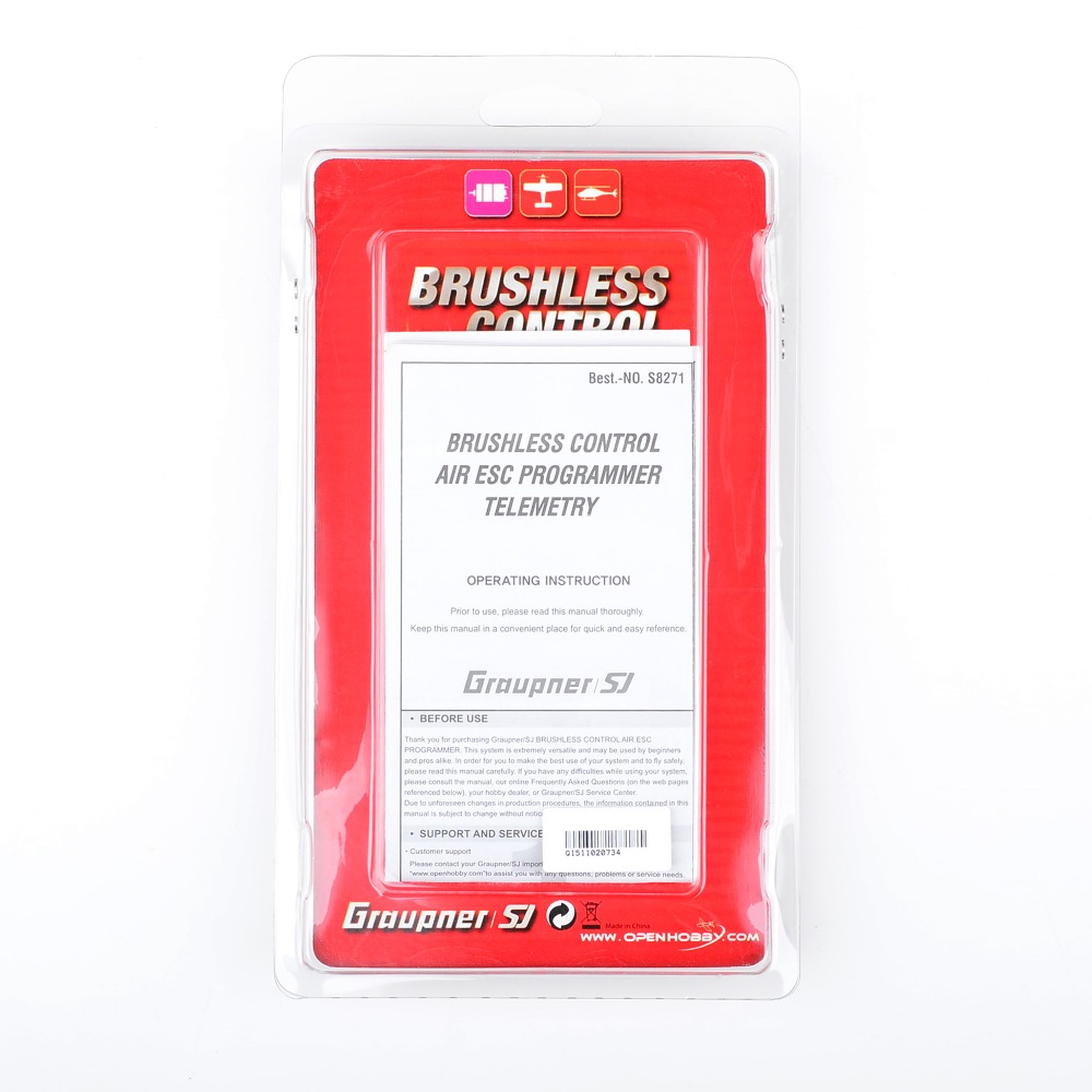 Graupner Brushless Control Air ESC Programmer Box