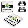 Football Club Decal Cover PS4 Slim Skin Sticker For Sony Play Station 4 Slim Console and 2 Controller Protective Stickers