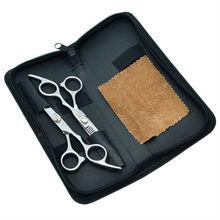 6.0″ Salon Cutting & Thinning Scissors Kit VS Hair Shears Professional Hairdressing Set & Case, LZS0274