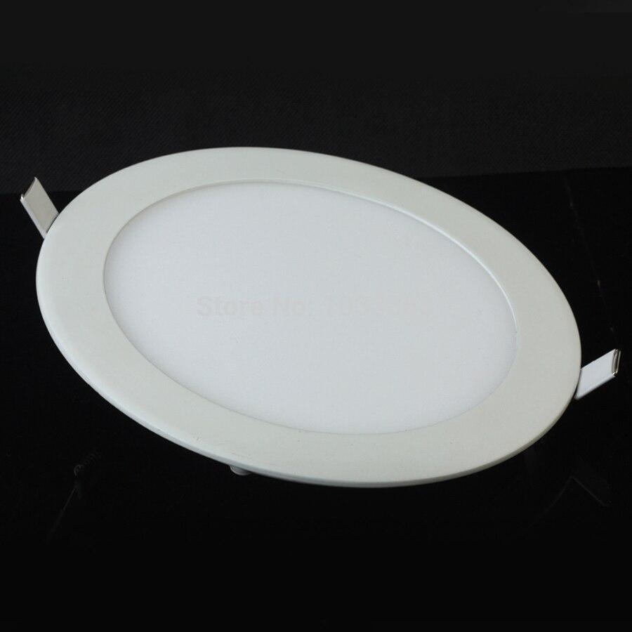 Затемнения светодиодные светильники 3 Вт 4 Вт 6 Вт 9 Вт 12 Вт 15 Вт 25 Вт потолочные встраиваемые светодиодные панель свет AC85-265V Регулируемая ярко...
