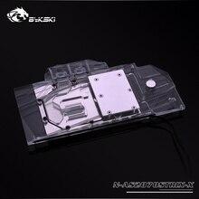 Bykski VGA Blok Kompatibel ASUS ROG Strix RTX 2070 O8G Grafis Game Kartu Blok Pendingin Air N-AS2070 STRIX-X