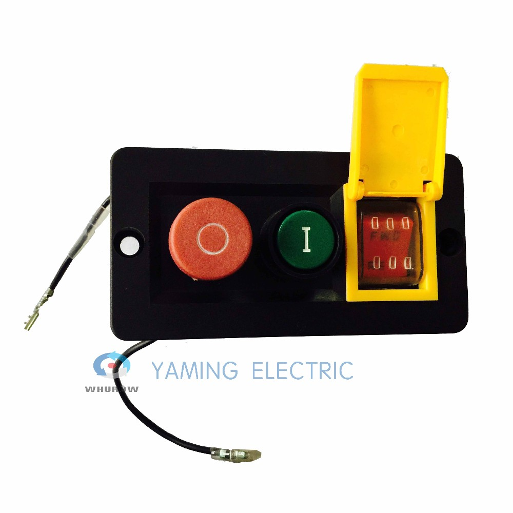 Electromagnetic Switch 10 Pin On Off Red Green Push Button 16a 230v Emergency Stop Wiring Diagram When Releasing The It Will Workthe Function Of Is