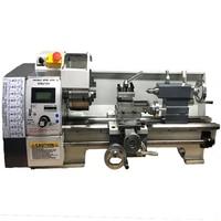 850W Mini Lathe Machine 220V Brushless Motor Variable Speed Mini Metal Lathe for Metalworking Stainless Steel Processing