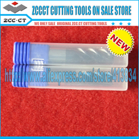 1 piece GM 4E D12.0 GM ZCC.CT Cemented Carbide CNC 4 Flute Flattened end mill with straight shank