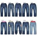 Оптовая продажа 5 шт./лот 90-130 KK-КРОЛИК бренд толщиной кашемир зимние мальчики девочки дети детские джинсы детские джинсы