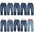Wholesale 5 piece /lot 90-130 KK-RABBIT brand thick cashmere winter boys girls kids baby jeans children jeans