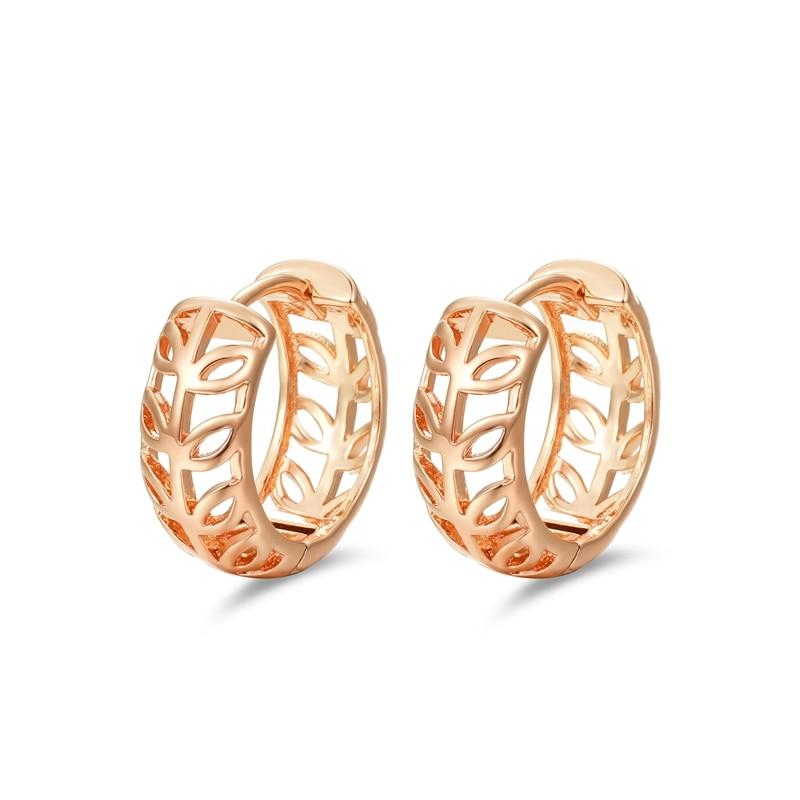 Aliexpress prodaja uhani zlato-barva uhani CC hoop za ženske Bijoux uhani Brincos moda 2019 brezplačna dostava 3E18K-110