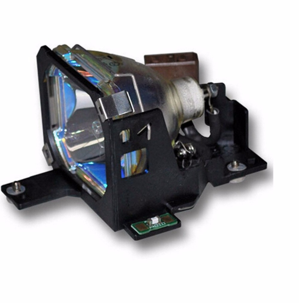ELPLP07  Replacement Projector Lamp with Housing  for  EPSON EMP-5550 / EMP-7550 / PowerLite 5550C / PowerLite 7550C