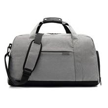 New multi-function shoulder-slung fitness bag Korean fashion outdoor travel Oxford cloth sports