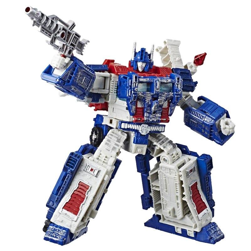 사이버 트론을위한 새로운 도착 로봇 포위 전쟁 울트라 매그너스 클래식 장난감 소년 액션 피규어-에서액션 & 장난감 숫자부터 완구 & 취미 의  그룹 1