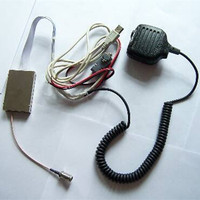 KYL 600L Rf 144mhz Module Wireless Rs232 Ttl Rs485 Radio Modem With Microphone Push To Talk