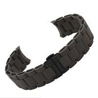 Watchbands 20mm 23mm,High Quality rubber Watchband Diamond Watch fit AR5890 AR5905 AR5919 AR5920 watches Bracelet