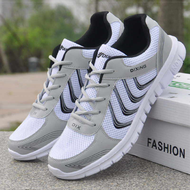 Men Shoes Lightweight Men Sneakers For Summer Autumn Basket Homme Sports White Black Vulcanized Shoes For Men Casual Shoes Adult