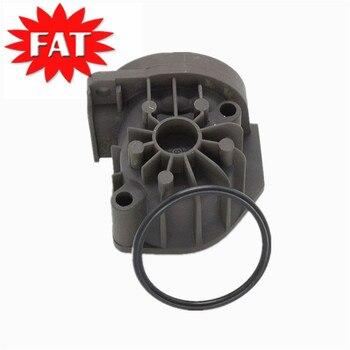 Air Suspension Compressor Cylinder Head & O Ring For Mercedes W220 W211 Audi A6 C5 C6 C7 A8 D3 2203200104 7L0698007