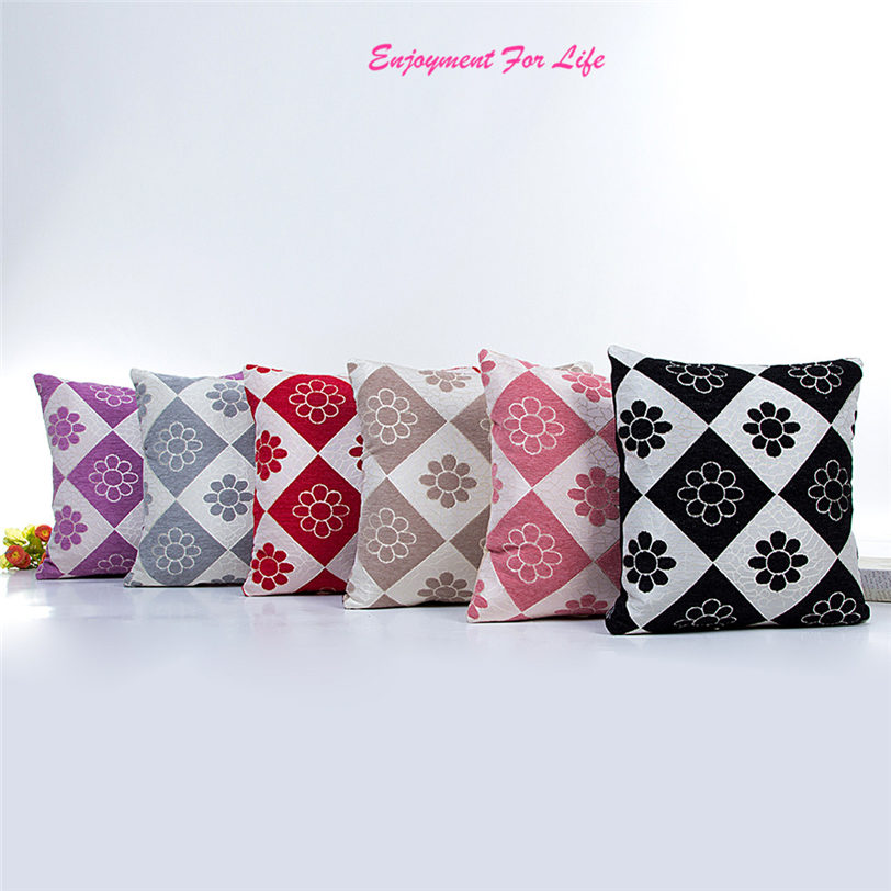 Pillow Sofa Waist Throw Cushion Cover 2016 New Arrival High Quality Hot Sale  Nice Elegant Home Decor Free Shipping Dec 2. Nice Sofas Sale Promotion Shop for Promotional Nice Sofas Sale on