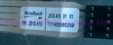 New Microtouch 3m Touch Screen PN: J510.410 Touch Screen