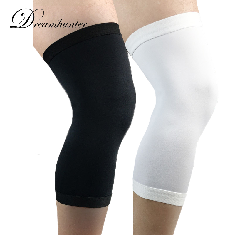 1pc Soft Sports knee pads Breathable kneeling Compression Elastic Fitness Cycling Basketball Leg Sleeve Knee Support Guard brace 1 pair breathable elastic knee pads cycling running basketball football legwarmers sports training knee support brace