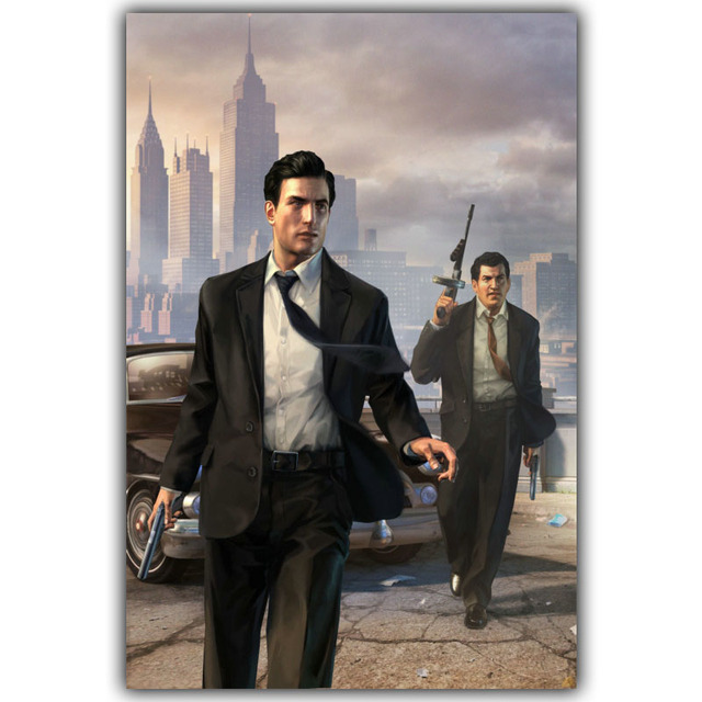 Mafia II PC Steam CD key | Sila Games