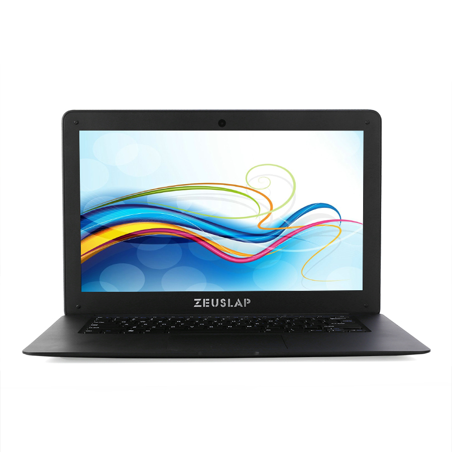 ZEUSLAP 14inch 8gb ram 1tb hdd Intel Pentium win10 1920X1080P FHD cheap Notebook Computer pc Netbook