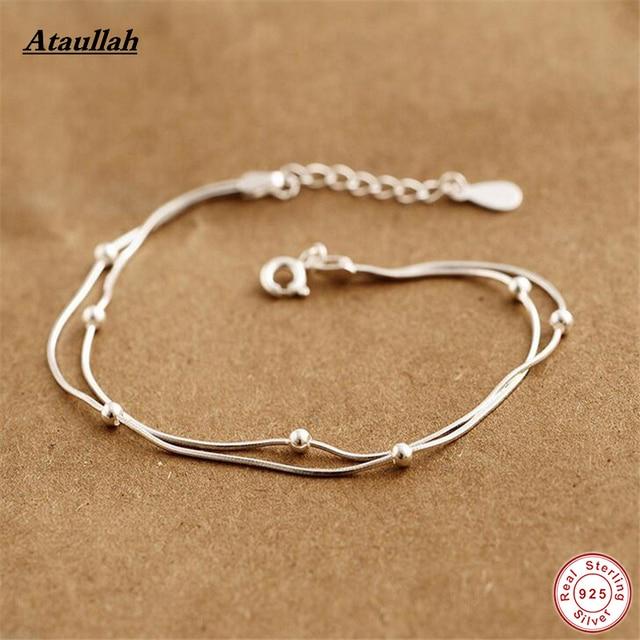 bracelet perle serpent