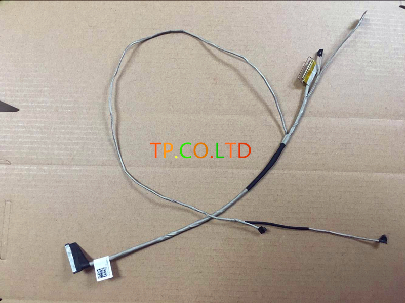 LCD line New For lenovo IdeaPad YOGA3 14 YOGA 700-14 laptop Screen cable line DC02C006T10 new for lenovo