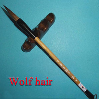 wolf hair painting brush for Chinese Calligraphy Brush Pen Art painting supply artist brush
