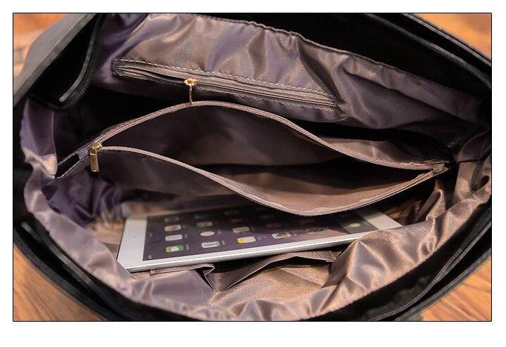 sacolas retro bolsa de couro Exterior : Nenhum
