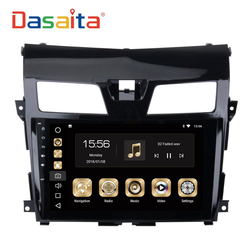 Dasaita 10 2 Android 8 0 font b Car b font font b GPS b font