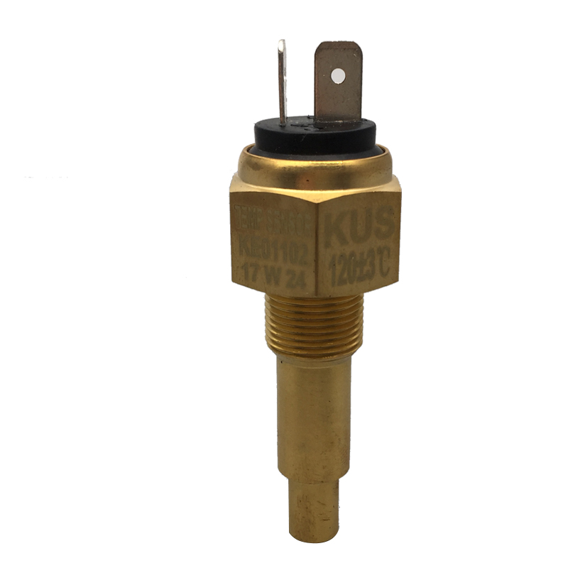 calibre de temperatura de óleo