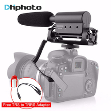 TAKSTAR SGC-598 фотографии конференции Shotgun микрофон видео микрофон для интервью лекции фильм Пикап для Nikon Canon DSLR