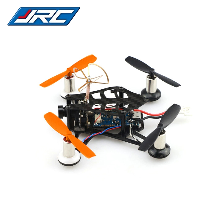 Newest DIY Mini Drone JJRC JJPRO T1 95mm FPV Racing Drone ARF With 5.8G 40CH 800TVL Naze32 Brushed FC MD8520 Motor Multicopter t1 04 jjpro t1 t2 cw motor