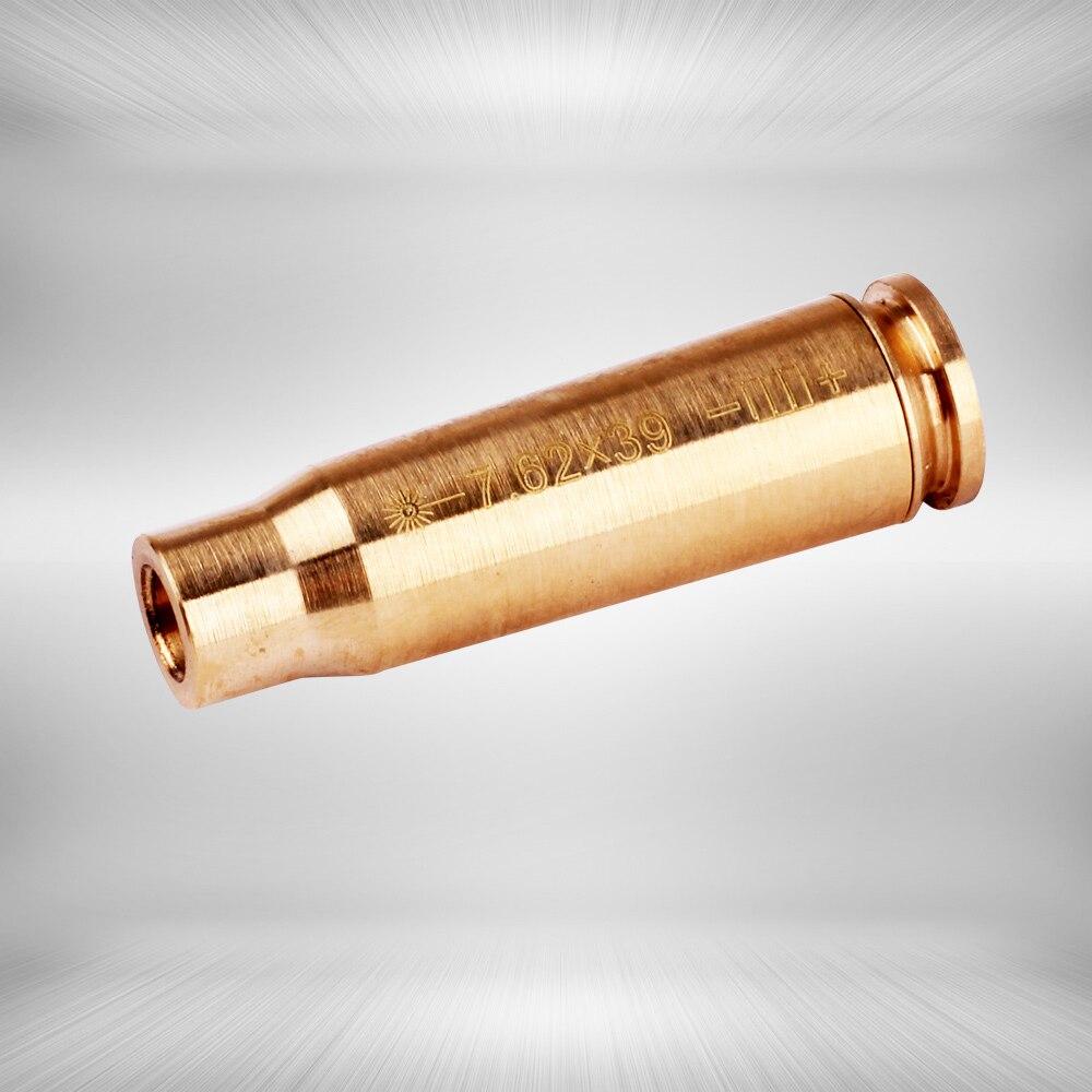 Ohhunt CAL 7.62x39 Cartuccia Laser Rosso Foro Sighter Boresighter Avvistamento Sight Boresight Colimador Per Rifle