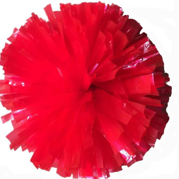 32CM Sports pompoms (20pieces/lot) Cheerleader pompon The Handle can choose The Color can free combination