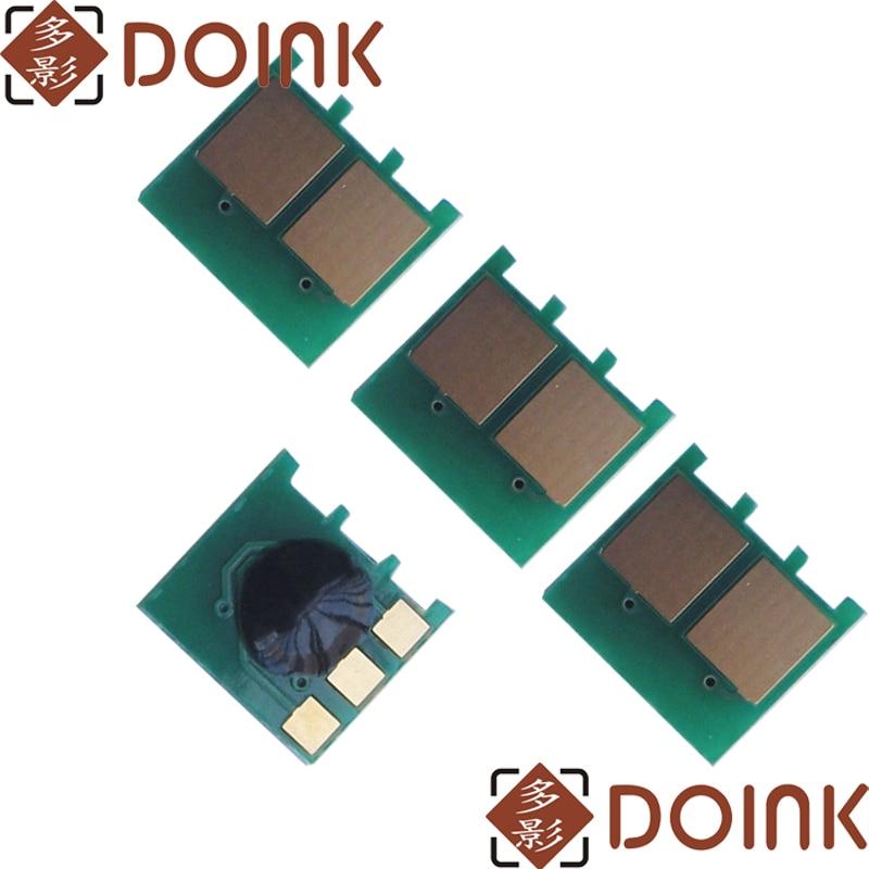 Erfinderisch 8 Stücke 828a Cf358a Cf359a Cf364a Cf365a Für Hp M855 M880 M855dn M855x + M855xh Mfp M880z M880z + Trommel Chip GläNzend