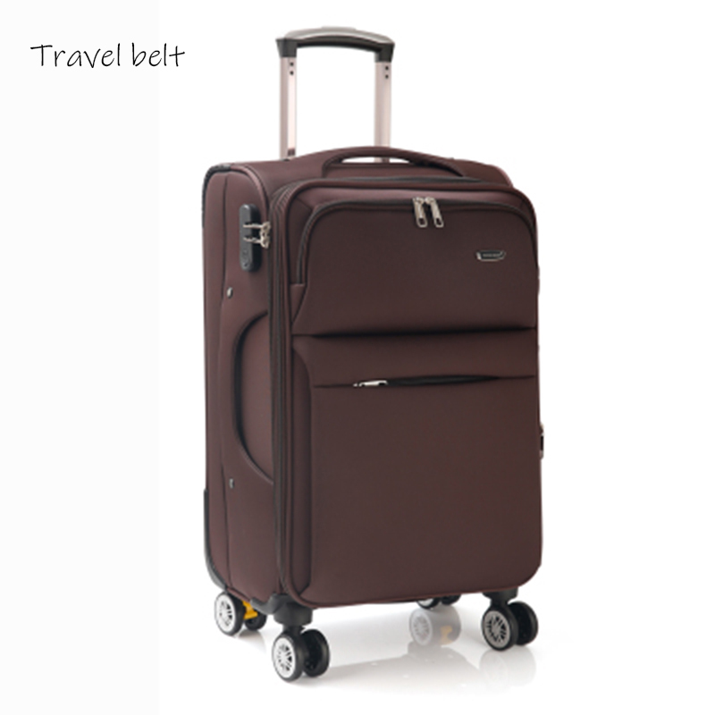 Large Volume High Quality Resistance To Falling Wear Resistant Waterproof 28 Inch Rolling Luggage  Spinner Brand Suitcase