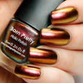 Born Pretty Chameleon Nail Polish Varnish 6ml (Black Base Color Needed) #212